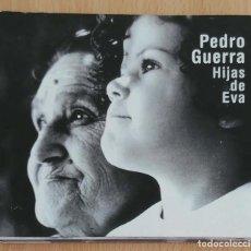 CDs de Música: PEDRO GUERRA (HIJAS DE EVA) CD 2002 DIGIPACK. Lote 205196963