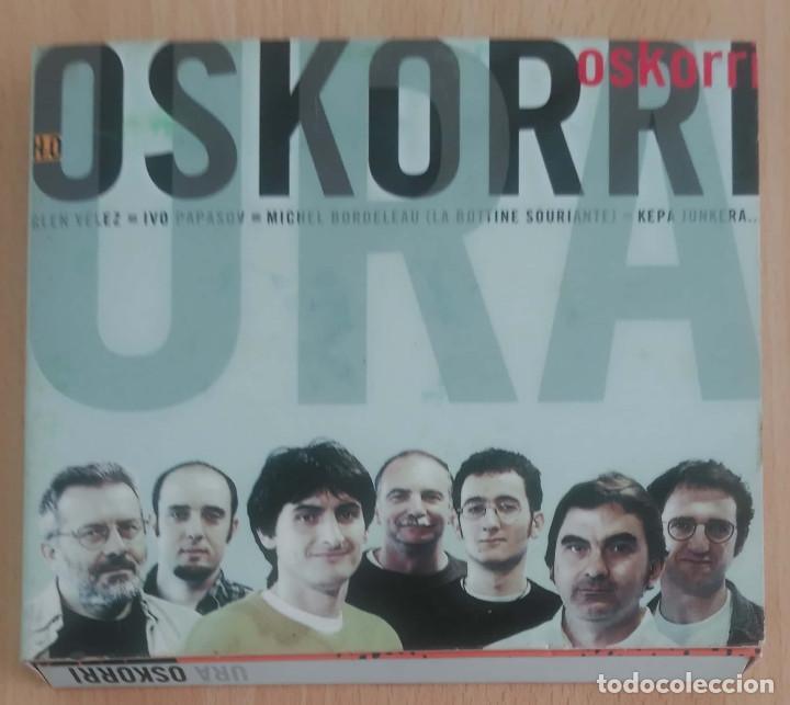 OSKORRI (URA) CD 2000 CAJA DESPREGABLE (Música - CD's Otros Estilos)