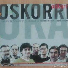 CDs de Música: OSKORRI (URA) CD 2000 CAJA DESPREGABLE. Lote 205197030