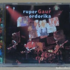 CDs de Música: RUPER ORDORIKA (GAUR) CD 2000. Lote 205197108