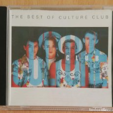 CDs de Música: CULTURE CLUB (THE BEST OF CULTURE CLUB) CD 1989. Lote 205199661