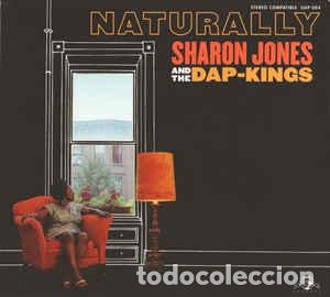 Sharon Jones And The Dap-Kings* - Naturally (CD, Album, Dig) - Mint (M) / Mint (M) segunda mano