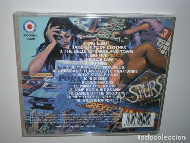 CDs de Música: Judge Dread – Working Class Ero - Foto 3 - 205242488