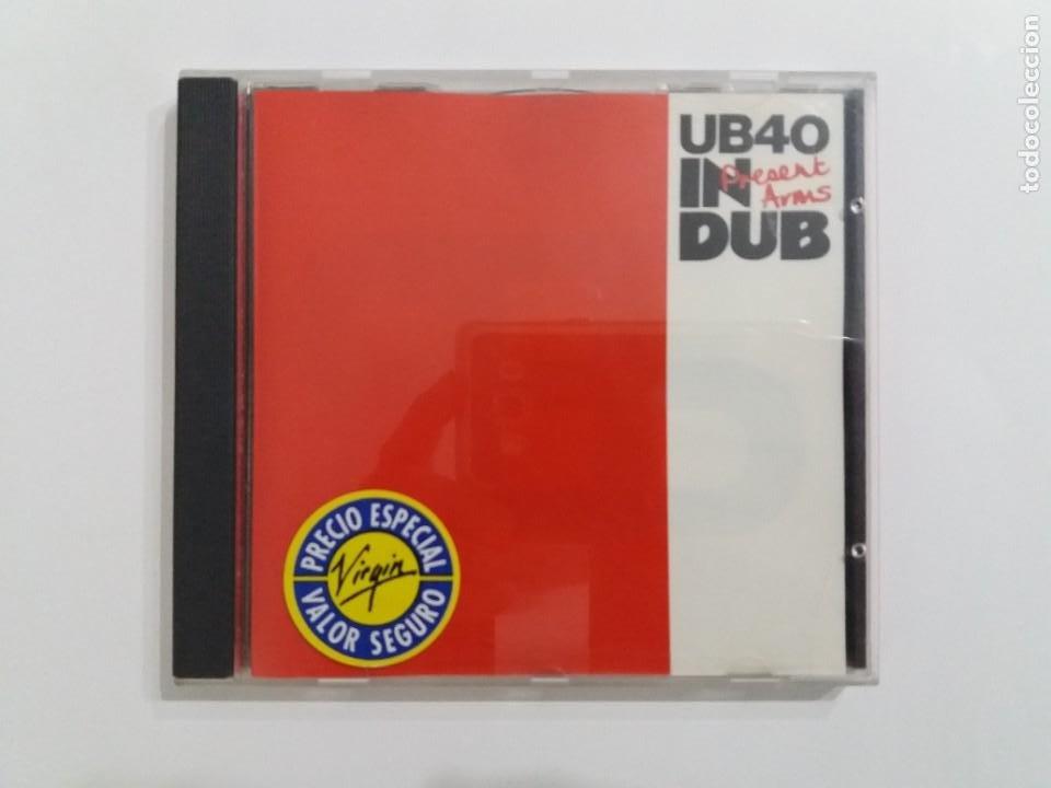 CD UB40. PRESENT ARMS IN DUB. VIRGIN. 1981. (Música - CD's Reggae)