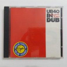 CDs de Música: CD UB40. PRESENT ARMS IN DUB. VIRGIN. 1981.. Lote 205257722