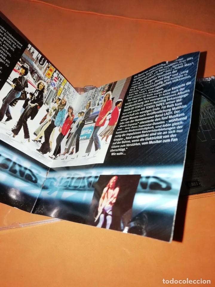 CDs de Música: SCORPIONS. TOKYO TAPES. EMI ELECTROLA GMBH & CO. KG 2001. ORIGINAL 1978 - Foto 5 - 205259278