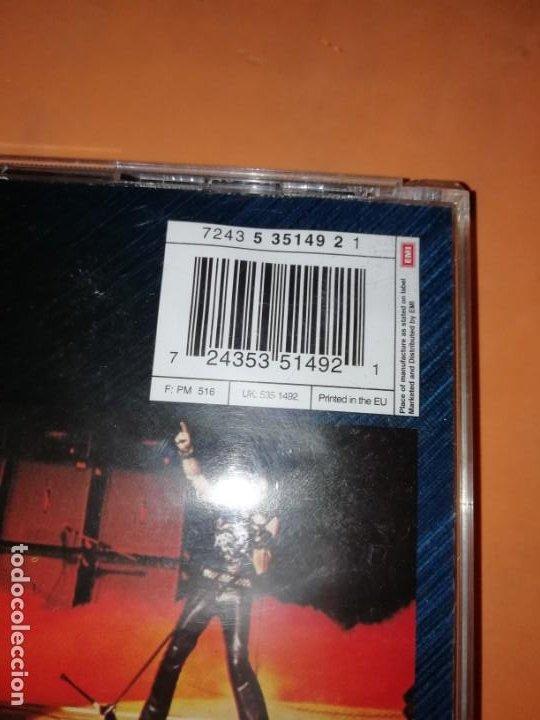CDs de Música: SCORPIONS. TOKYO TAPES. EMI ELECTROLA GMBH & CO. KG 2001. ORIGINAL 1978 - Foto 7 - 205259278