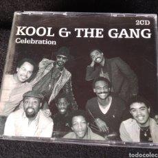 CDs de Música: KOOL & THE GANG. CELEBRATION. 2 CD. Lote 205292192