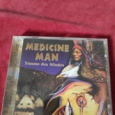 CDs de Música: MEDICINE MAN - TRAUME DES WINDES - CD ALBUM - PANPIPES. Lote 205296525