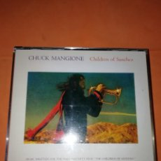 CDs de Música: CHUCK MANGIONE. CHILDREN OF SANCHEZ . AM RECORDS 1978. RARO EN CD. DOBLE CD. Lote 205305982