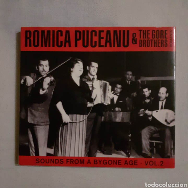 ROMICA PUCEANU AND THE GORE BROTHERS. ROMANIA. 2006. NO PROBADO. (Música - CD's Country y Folk)
