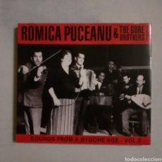 CDs de Música: ROMICA PUCEANU AND THE GORE BROTHERS. ROMANIA. 2006. NO PROBADO.. Lote 205326256