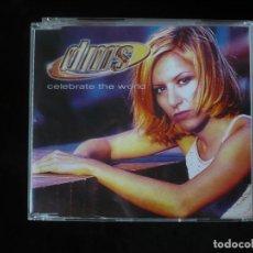 CDs de Musique: DMS CELEBRATE THE WORLD - 4 CANCIONES - CD COMO NUEVO. Lote 205326475