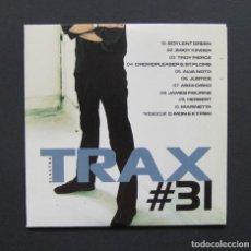CDs de Música: TRAX 31 CD – HERBERT – ALVA NOTO. Lote 205329873