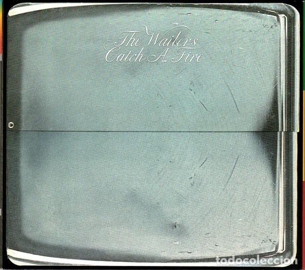 BOB MARLEY & THE WAILERS CATCH A FIRE DIGIPACK 2 CDS NUEVO EDICIÓN DELUXE LIBRO 28 PAG (Música - CD's Reggae)