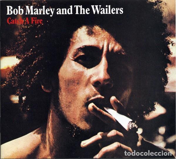 CDs de Música: BOB MARLEY & THE WAILERS CATCH A FIRE DIGIPACK 2 CDs NUEVO EDICIÓN DELUXE LIBRO 28 pag - Foto 5 - 205331748
