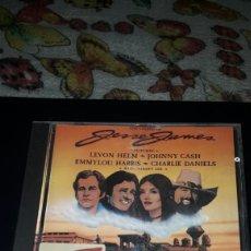 CDs de Música: THE LEGEND OF JESSE JAMES. VARIOS ARTISTAS. EDICION DE 1987 USA. MUY RARO. PARA COLECCIONISTAS. Lote 205343813