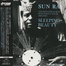 CDs de Música: SUN RA AND HIS INTERGALACTIC MYTH SCIENCE SOLAR ARKESTRA - SLEEPING BEAUTY CD [P-VINE RECORDS, 2014]. Lote 205399102