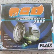 CDs de Musique: CDS MEGAPLEC DANCE. Lote 205402507