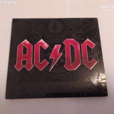 CDs de Música: CD, AC/DC BLACK ICE 2008, EDICIÓN ESPECIAL LIMITADA. Lote 205404840