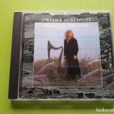 CDs de Música: LOREENA MCKENNITT - PARALLEL DREAMS - 1989 - COMPRA MÍNIMA 3 EUROS. Lote 205405002
