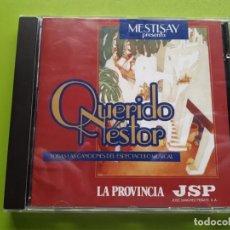 CDs de Música: MESTISAY PRESENTA - QUERIDO NÉSTOR - 1995 - COMPRA MÍNIMA 3 EUROS. Lote 205406603