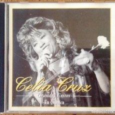 CDs de Música: CELIA CRUZ : GRANDES EXITOS [ESP 1995] CD. Lote 205407241