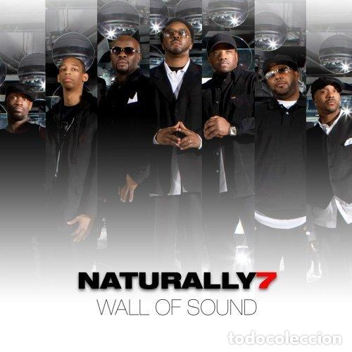 Naturally 7 - Wall Of Sound - (CD NUEVO) segunda mano