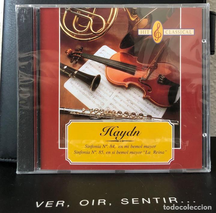 HAYDN, HIT CLASSICAL, CD MUSICA CLÁSICA (Música - CD's Clásica, Ópera, Zarzuela y Marchas)