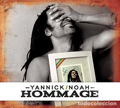 YANNICK NOAH - HOMMAGE - (CD NUEVO) (Música - CD's Otros Estilos)