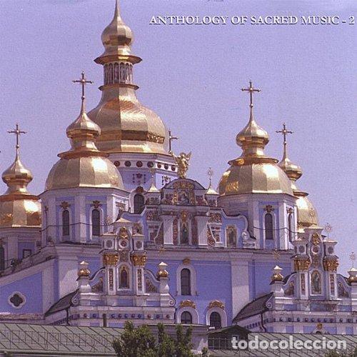 ANTHOLOGY OF SACRED MUSIC VOL.2 - (CD NUEVO) (Música - CD's Otros Estilos)