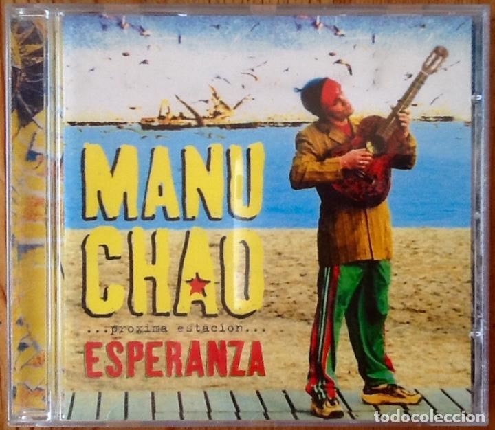 MANU CHAO : PROXIMA ESTACION... ESPERANZA [EEC 2001] CD (Música - CD's Pop)