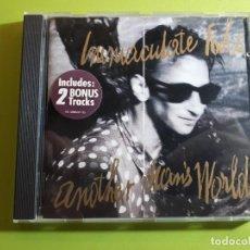 CDs de Música: IMMACULATE FOOLS - ANOTHER MAN´S WORLD - 1990 - COMPRA MÍNIMA 3 EUROS. Lote 205437153