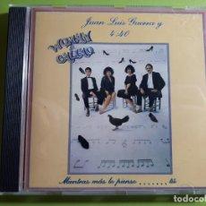 CDs de Música: JUAN LUIS GUERRA Y 4:40 - WOMAN DEL CALLAO - 1991 - COMPRA MÍNIMA 3 EUROS. Lote 205439830