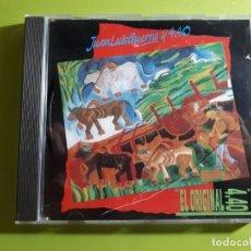 CDs de Música: JUAN LUIS GUERRA Y 4:40 - EL ORIGINAL - 1990 - COMPRA MÍNIMA 3 EUROS. Lote 205439965