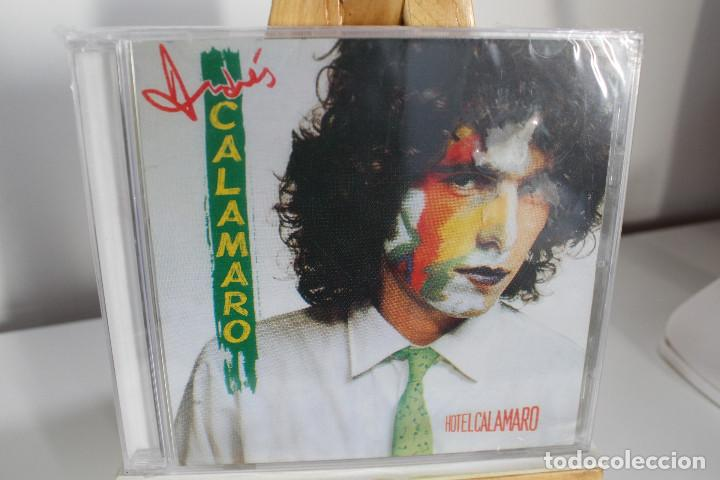 ANDRES CALAMARO - HOTEL CALAMARO- CD - 2007 - NUEVO, ENCELOFANADO - ARGENTINA (Música - CD's Rock)