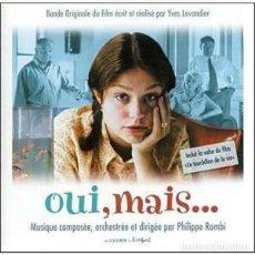 CDs de Música: OUI, MAIS... / PHILIPPE ROMBI CD BSO. Lote 205453872