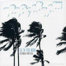 CDs de Musique: SECONDA PRATTICA - TA TA FOR NOW - NUEVO Y PRECINTADO. Lote 205454236