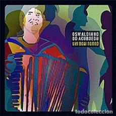 CDs de Música: OSWALDINHO DO ACORDEON - UM BOM FORRÓ - NUEVO Y PRECINTADO. Lote 205474777