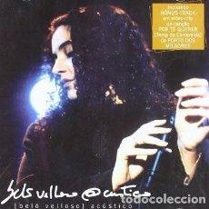 CD de Música: BELÔ VELLOSO – @CUSTICO - NUEVO Y PRECINTADO. Lote 205508915