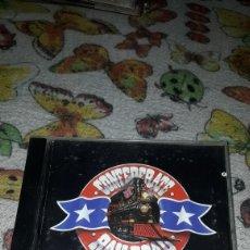 CDs de Música: CONFEDERATE RAILROAD. MISMO TÍTULO. EDICION DE DE 1992 ALEMANA. MUY RARA.. Lote 205530727