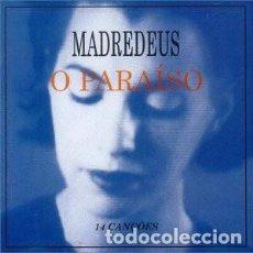 CDs de Música: MADREDEUS – O PARAÍSO (PORTUGAL). Lote 205531843