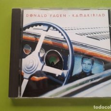 CDs de Música: DONALD FAGEN - KAMAKIRIAD - 1993 - COMPRA MÍNIMA 3 EUROS. Lote 205539173