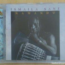 CDs de Música: ISMAILA SANE (ÑAMANDU) CD 1999. Lote 205541572