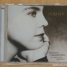CDs de Música: ADRIANA CALCANHOTTO (PERFIL - OS MAIORES SUCESSOS) CD 2001. Lote 205541836