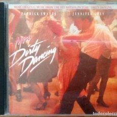 CDs de Música: V / A : BSO MORE DIRTY DANCING [DEU 1988] CD. Lote 205542357