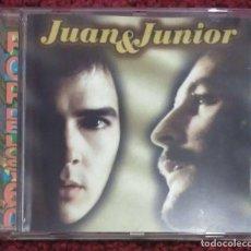 CDs de Música: JUAN Y JUNIOR (POP DE LOS 60) CD 1998 - LOS PEKENIKES - LOS BRINCOS - JUAN PARDO. Lote 205543507