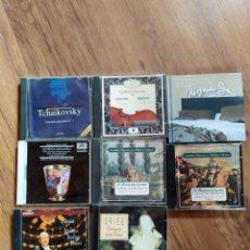 CDs de Música: LOTE MUSICA CLASICA. Lote 205546890