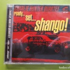 CDs de Música: CHARLIE HUNTER QUARTET - READY... SET... SHANGO! 1996 - COMPRA MÍNIMA 3 EUROS. Lote 205554770