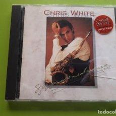 CDs de Música: CHRIS WHITE - SHADOWDANCE - 1991 - COMPRA MÍNIMA 3 EUROS. Lote 205555302